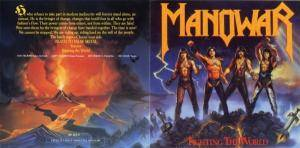 Manowar: Fighting The World (CD) - Bild 5