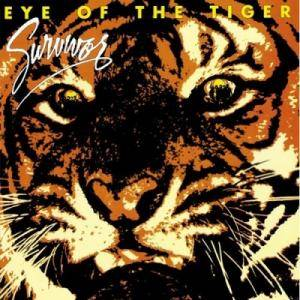 Survivor: Eye Of The Tiger - Cover