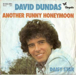 Cover - David Dundas: Another Funny Honeymoon