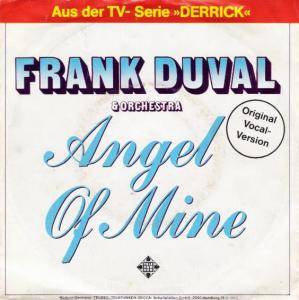 Cover - Frank Duval & Orchestra: Angel Of Mine