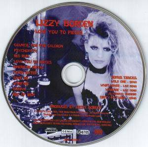 Lizzy Borden: Love You To Pieces (CD) - Bild 3