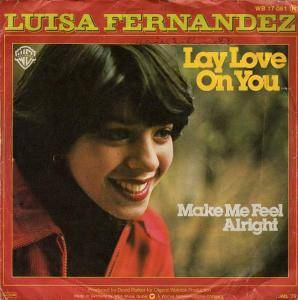 Cover - Luisa Fernandez: Lay Love On You
