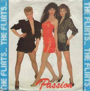 The Flirts: Passion - Cover
