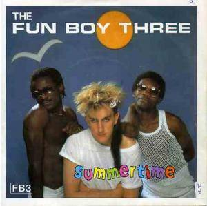 Cover - Fun Boy Three: Summertime