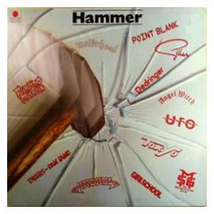 Cover - Point Blank: Hammer