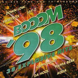 Cover - Dude: Booom '98