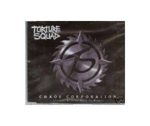 Cover - Torture Squad: Chaos Corporation