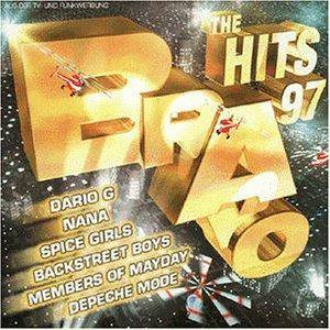 Cover - Robert Miles Feat. Maria Nayler: Bravo - The Hits 97