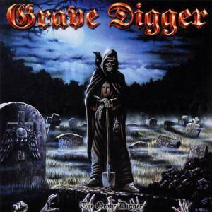 Grave Digger: Grave Digger, The - Cover