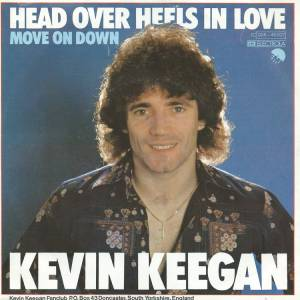 Cover - Kevin Keegan: Head Over Heels In Love