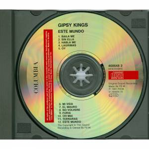 Gipsy Kings: Este Mundo (CD) - Bild 3