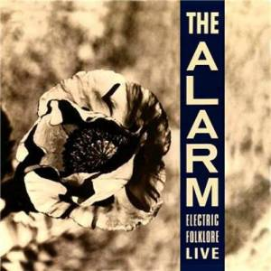The Alarm: Electric Folklore Live - Cover