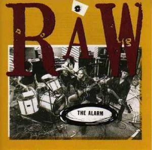 The Alarm: Raw - Cover