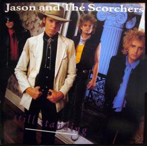 Jason & The Scorchers: Still Standing - Cover