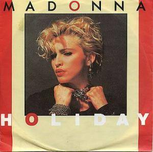 Madonna: Holiday - Cover