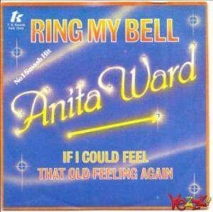 Anita Ward: Ring My Bell - Cover