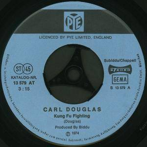 "Carl Douglas: Kung Fu Fighting (7"") - Bild 2"