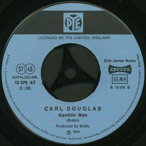 "Carl Douglas: Kung Fu Fighting (7"") - Bild 3"