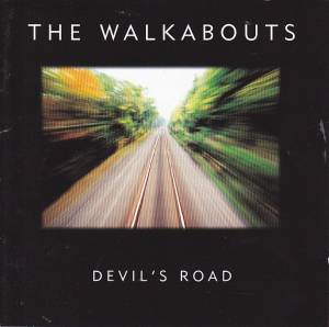 Cover - Walkabouts, The: Devil's Road