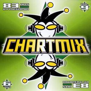 Cover - Thrillseekers, The: Chartmix Vol. 9