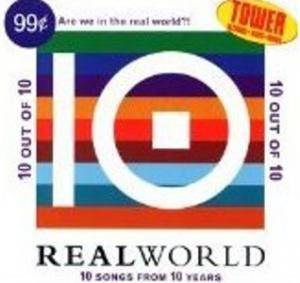 Cover - Remmy Ongala & Orchestre Super Matimila: Real World 10 Out Of 10