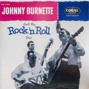 Cover - Johnny Burnette: Johnny Burnette And The Rock´n Roll Trio