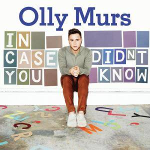 Cover - Olly Murs: In Case You Didn't Know