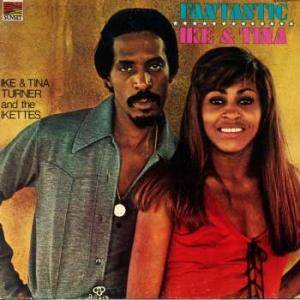 Cover - Ike & Tina Turner: Fantastic Ike And Tina