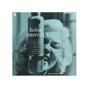 Cover - Helen Merrill: Helen Merrill With Clifford Brown