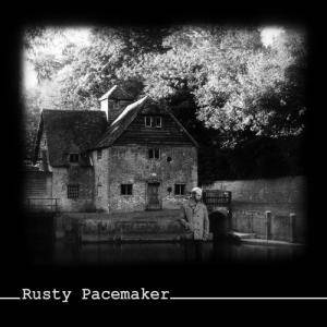 Rusty Pacemaker: Blackness And White Light - Cover