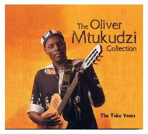 Cover - Oliver Mtukudzi: Oliver Mtukudzi Collection: The Tuku Years, The
