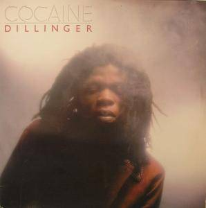 Cover - Dillinger: Cocaine