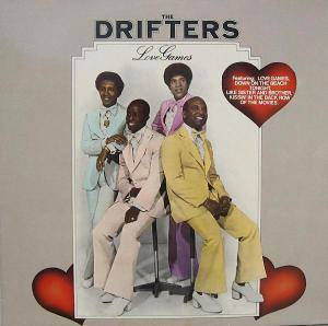 Cover - Drifters, The: Love Games