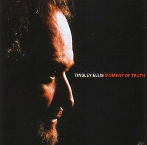 Cover - Tinsley Ellis: Moment Of Truth