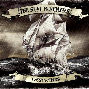 Cover - Real McKenzies, The: Westwinds