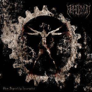 Abhordium: When Depravity Incarnates - Cover