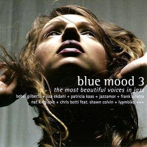 Cover - Patricia Kaas: Blue Mood 3 - The Most Beautiful Voices In Jazz