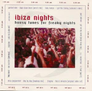 Cover - Various Artists/Sampler: Ibiza Nights