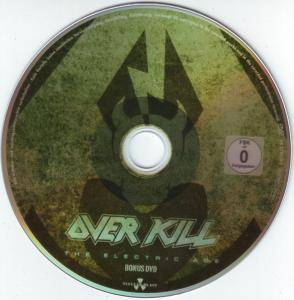 Overkill: The Electric Age (CD + DVD) - Bild 5