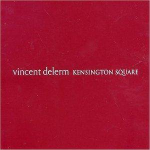Cover - Vincent Delerm: Kensington Square