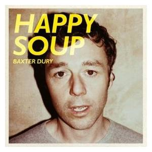 Cover - Baxter Dury: Happy Soup
