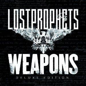Cover - Lostprophets: Weapons