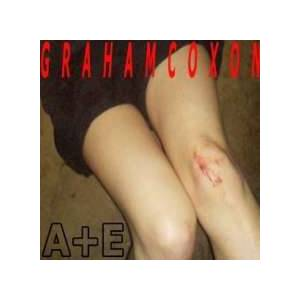 Cover - Graham Coxon: A+E