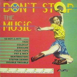Don't Stop The Music - Cover