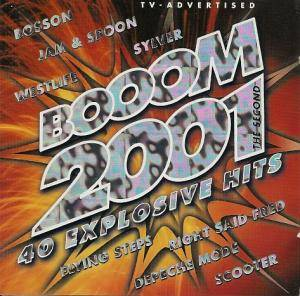 Cover - Jam & Spoon Feat. Rea: Booom 2001 - The Second