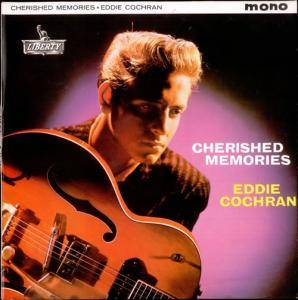 Eddie Cochran: Cherished Memories - Cover