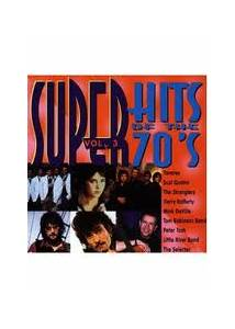 Super Hits Of The 70's - Vol.3 - Cover