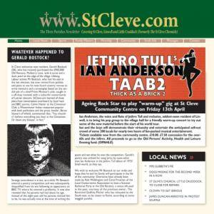 Cover - Ian Anderson: Thick As A Brick 2