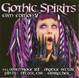 Gothic Spirits EBM Edition 2 - Cover