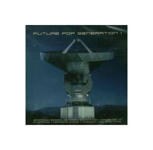Cover - Lost Signal: Future Pop Generation 1